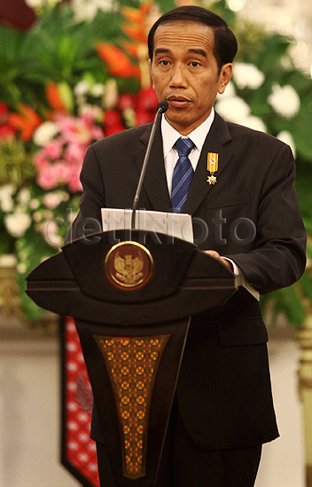 Jokowi: Di 2015 Kita Sudah Bangun Pondasi yang Kuat