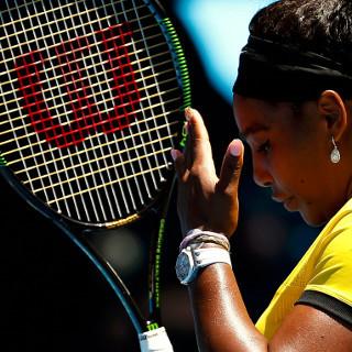 Sstt, Jangan Tanya-tanya Serena soal Vinci!