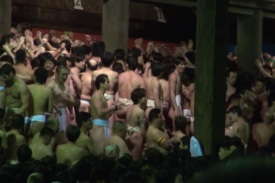 Ini Festival Paling Jantan di Jepang