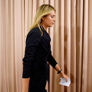 Kasus Doping Meldonium di Rusia, Sharapova Tak Sendirian