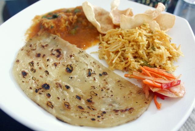 Menikmati Makanan India Rumahan Hingga Sajian Vegetarian Dalam