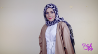 Tutorial: Hijab with Scarf