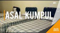 Hadiri Resepsi di Medan, Intip Lokasi Ribuan Relawan Bermalam