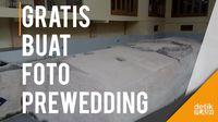 Lagi Cari Lokasi Foto Prewedding Unik? Coba Mampir ke Bungker Ini