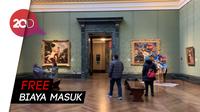 National Gallery, Museum yang Wajib Dikunjungi Saat di London