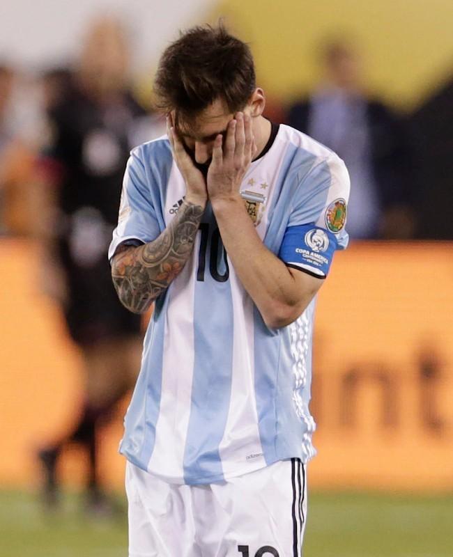 Messi Pensiun (untuk Kemudian Kembali)