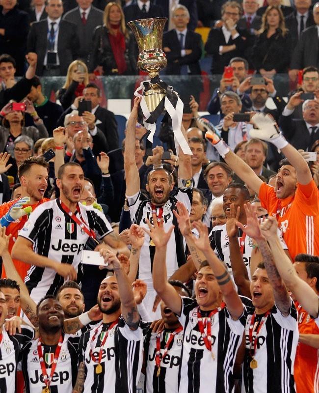 Scudetto Kelima Juventus