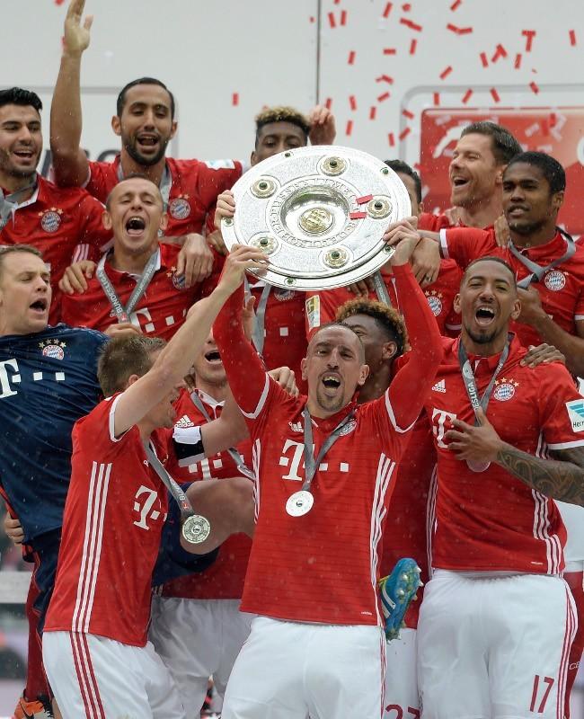 Dominasi Bayern Munich