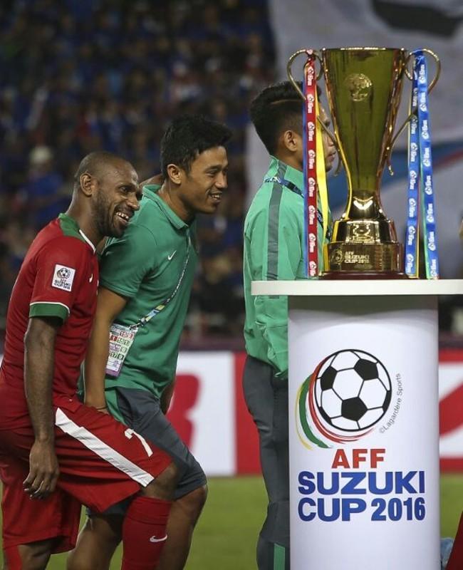 Thailand Juara, Indonesia Kedua.