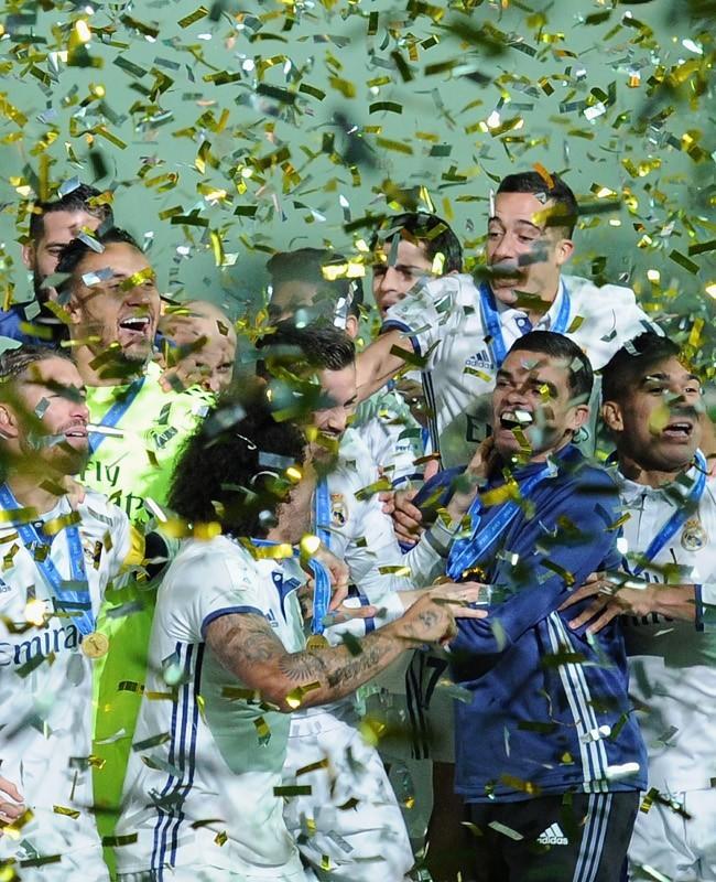 Real Madrid Klub Terbaik di Dunia