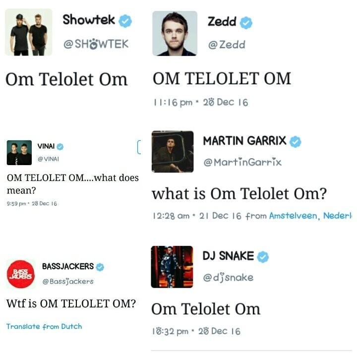 Fenomena 'Om Telolet Om'