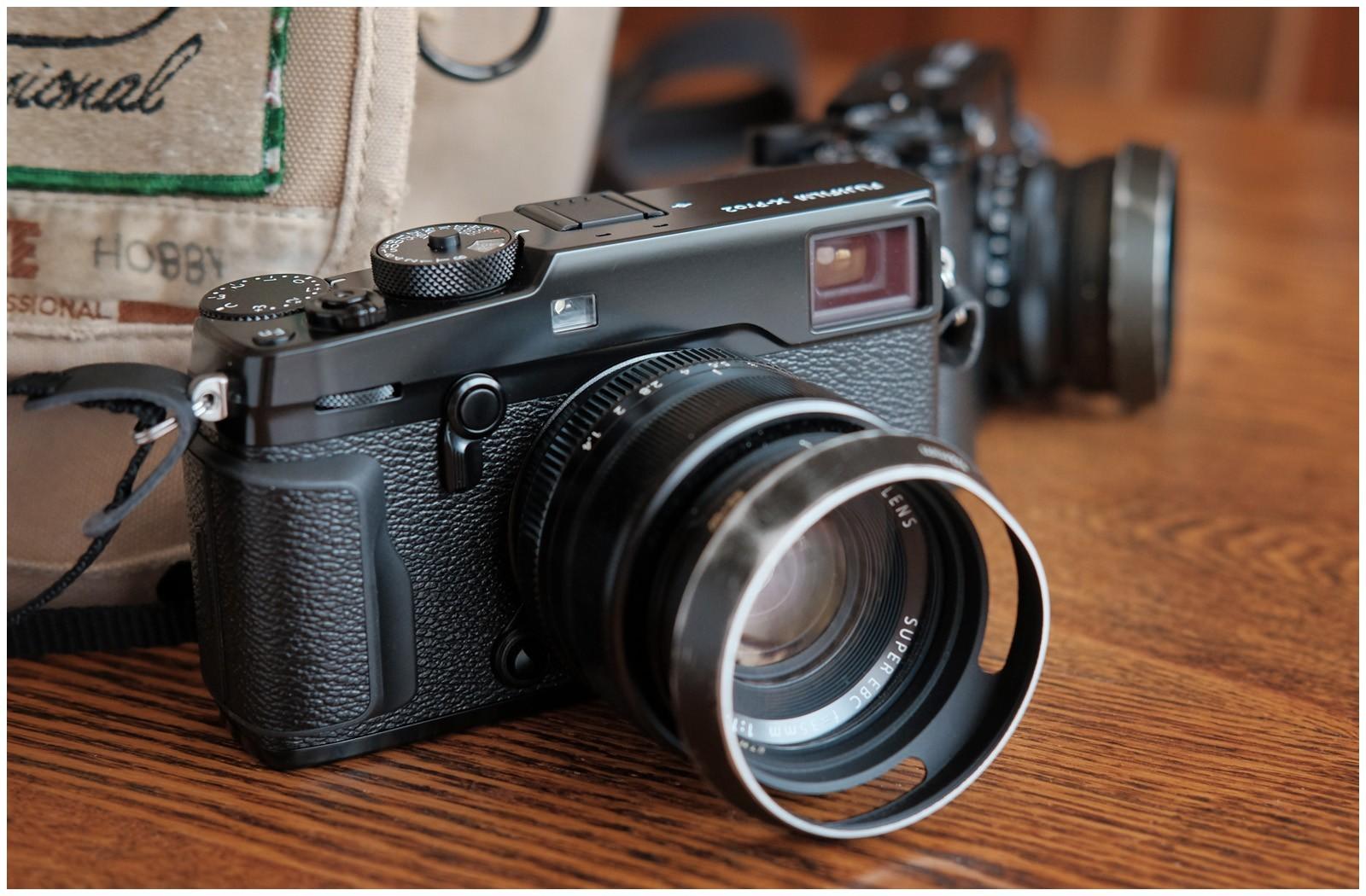 Fujifilm X-Pro2 - Rp 22 juta
