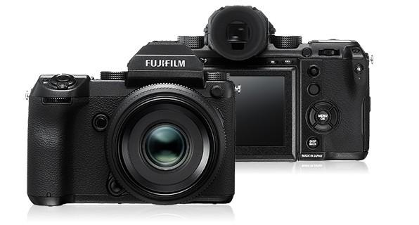 Fujifilm GFX 50S - Rp 86 juta