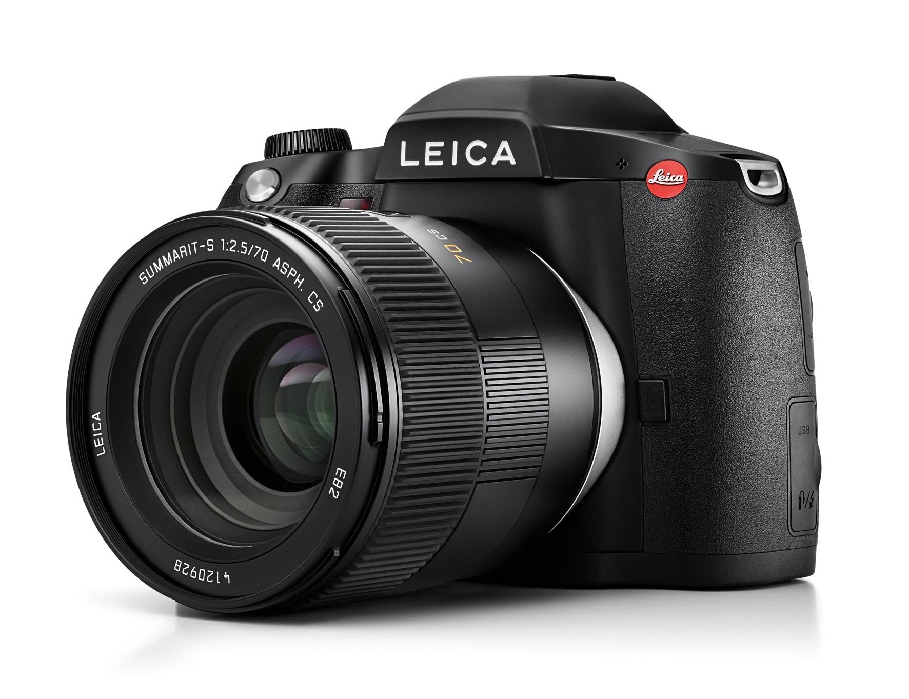 Leica S (Typ 007) - Rp 224 juta