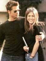 Brad Pitt Duda Keren Aniston Janda Kembang