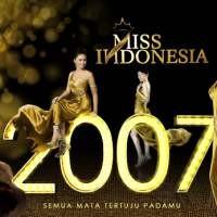 Miss Indonesia 2007 Ogah Buka-bukaan