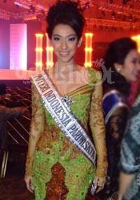 Runner Up Putri Indonesia Tolak Bikini