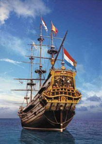 Berpeti Peti Uang Emas Bak Kapal Voc De Rooswijk