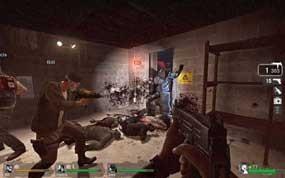 Left 4 Dead Empat Melawan Zombie