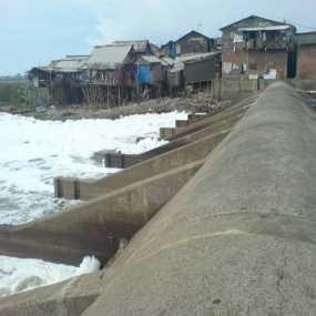 Penduduk Waduk Pluit Tak Takut Alami Tragedi ala Situ Gintung