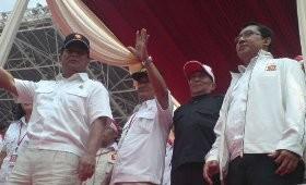 Prabowo: Saya Hanya Wayang