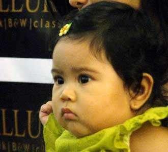 Aira Yudhoyono Si Model Cilik