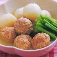 Resep Ayam : Bakso Ayam Renyah