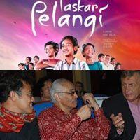 Peraih Academy Award Puji Laskar Pelangi: Neskutecny!