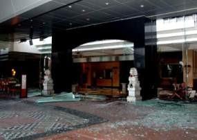 Data Ledakan Bom di Indonesia 2000-2009