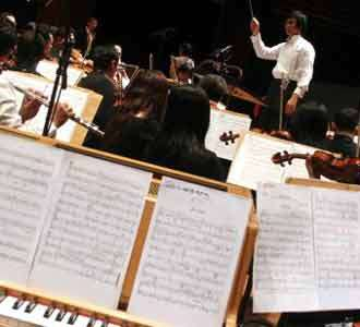 Addie MS & Twilite Orchestra Bersiap