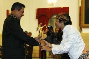 Wayang Kulit Kembali Tampil di Istana Negara