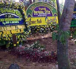 Pohon Jengkol Mbah Surip Berkarangan Bunga