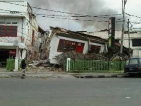 Gempa Jaringan Xl Di Padang Masih Aman