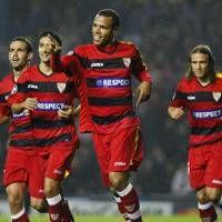 Sevilla Bungkam Rangers 4-1