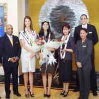 Gala Dinner Bersama Miss Universe 2009