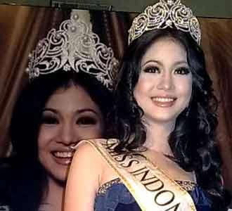 Miss Indonesia 2009 Siap Bersaing di Miss World