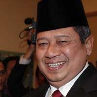 Presiden SBY Tiba di Halim