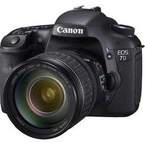 Sekilas Tentang Canon EOS 7D