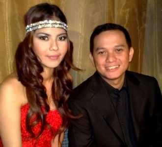 DJ Riri dan Istri Barunya