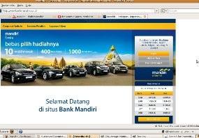 Terima Kasih Atas Solusi Masalah Tabungan Bisnis Dan Internet Banking Mandiri