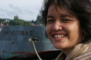 Sutradara Muda Chairun Nissa Sabet Penghargaan di Italia