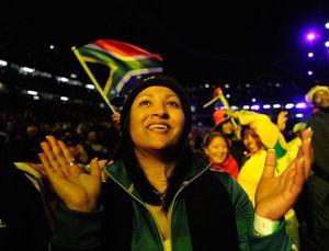 Degup Kencang Afrika Selatan