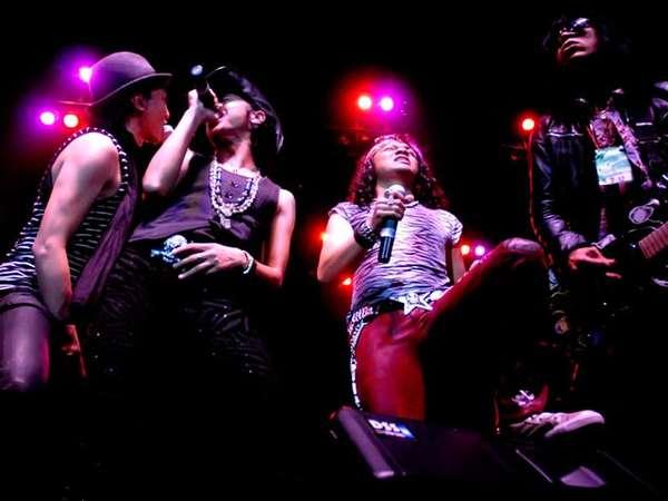All Indonesian Rock Stars
