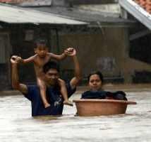 Perumahan Taman Cibodas Tangerang Banjir
