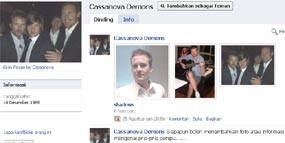 Cassanova Demons Facebook Untuk Sharing Korban Penipuan Pria Bule
