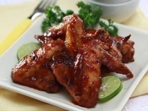 Resep Ayam: Sayap Ayam Panggang Kecap