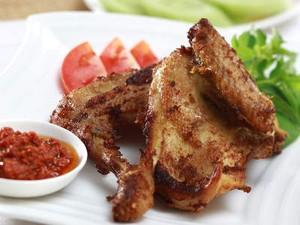 Resep Ayam: Ayam Goreng Manis