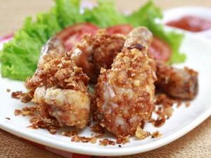 Resep Ayam: Ayam Goreng Jagung