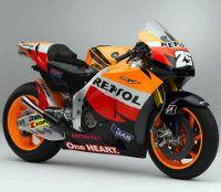 Tagline Honda Indonesia Ada di MotoGP