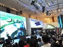 Nobar Yamaha di Seri Terakhir
